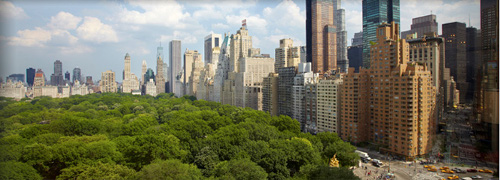 Central Park View is Offered