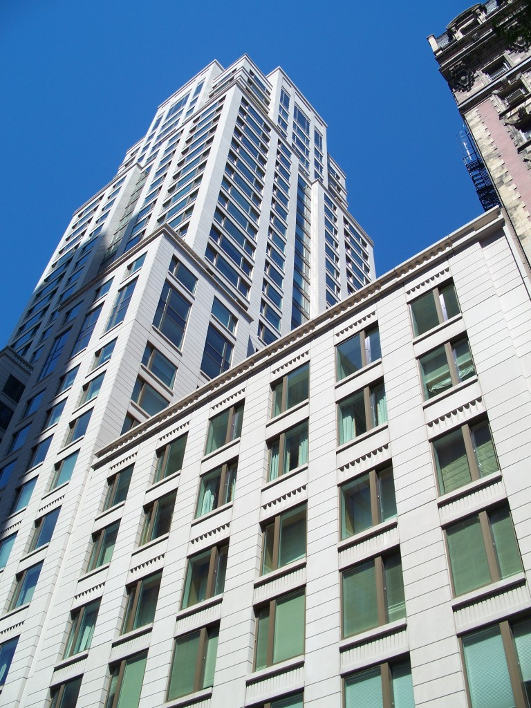 The Heritage at Trump Place, 240 Riverside Blvd, NYC
