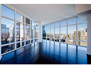 New condo apartments and new properties for sale in nyc for Luxury apartments for sale nyc