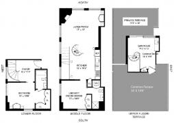 2 Bedroom Apartment PHA · 2 Bedroom Apartment PH1122 Floor Plan ...