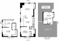 2 Bedroom Apartment PH1122 Floor Plan