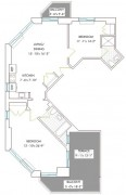 2 Bedroom PH16B