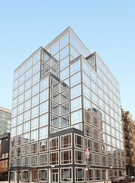 The Urban Glass House, 330 Spring Street | Prudential Douglas Elliman