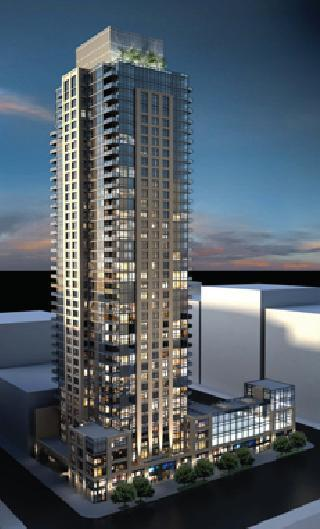 Chelsea Stratus 101 West 24th Street NYC Chelsea Condo
