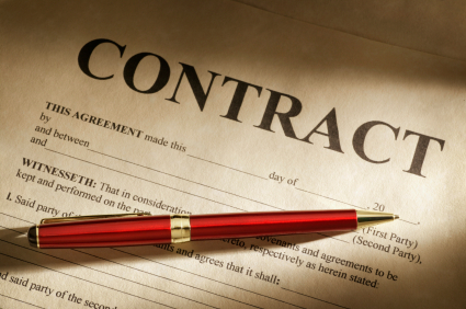 4. Execute contract and apply For Mortgage.
