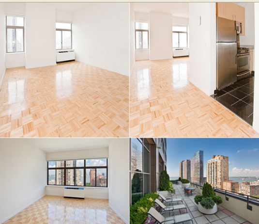Image gallery lofts downtown new york for Luxury new york city apartments