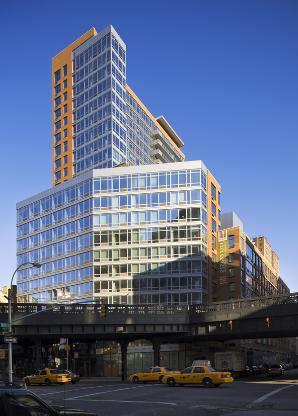 The Caledonia, 450 West 17th Street NYC Chelsea Condo