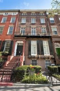 23 washington square north for townhouses in new york city for Manhattan townhouse for sale