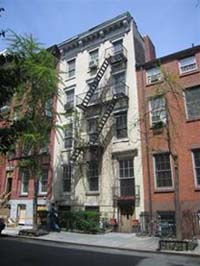 79 horatio street greenwich village townhouse manhattan for Apartments for sale in greenwich village nyc