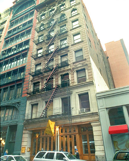 Lofts In Nyc: Affordable Lofts In NYC At 90 Prince Street, SoHo