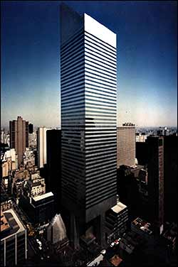 Citigroup Center At 139 East 53rd Street Building In Nyc