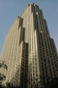 Ge Building At 30 Rockefeller Center New York Ny Real