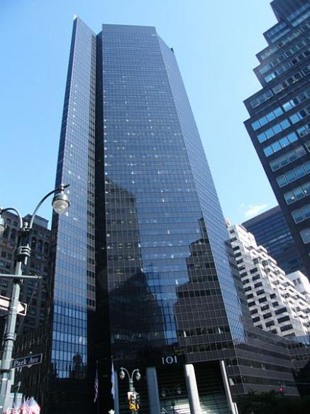 101 Park Avenue At New York Ny Office Space Rental Real