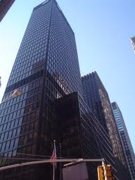 Financial Times Building In 1330 6th Avenue Ny Real