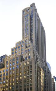 Lefcourt National Building In 521 5th Avenue New York Ny