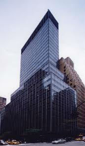 Pfizer Building At 235 East 42nd Street New York Ny Real