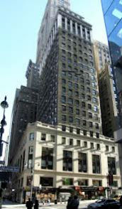 Heckscher Building At 50 East 42nd Street Ny Real