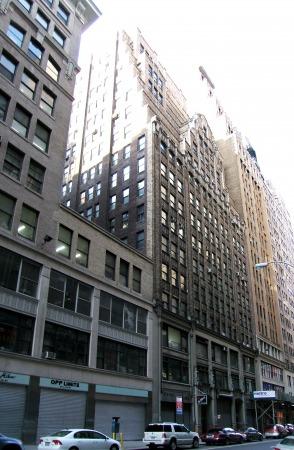 Shampan Building At 252 West 37th Street Ny Real Estate