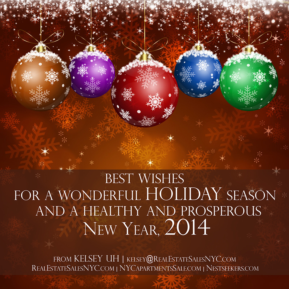 Holiday Wishes 2013