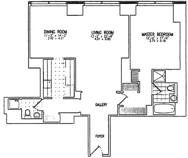 3 Bedroom Apartment Nyc