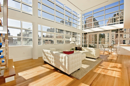 Luxury Penthouses for Sale or Rent in NYC Manhattan New ...