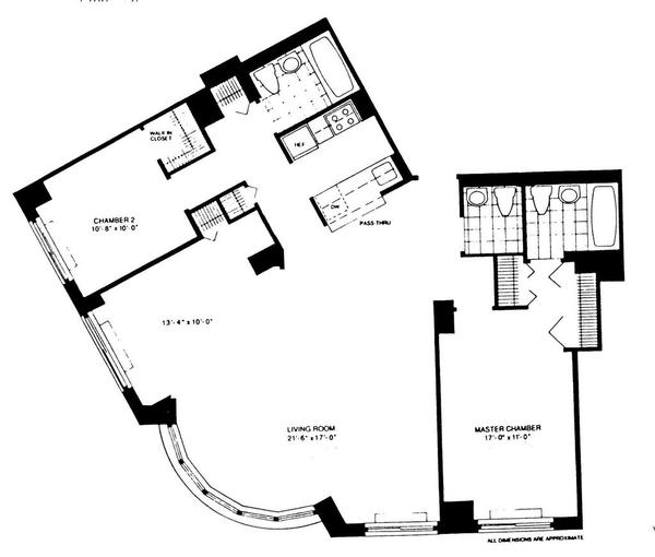 Looking For Apartments In Nyc: Apartments With Unique Floorplans In New York NYC