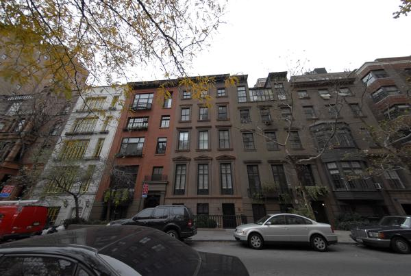Townhouse In Nyc At 11 Gramercy Park South Real Estate