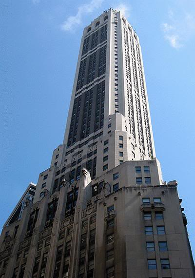20 Exchange Place NY Office Building | Real Estate Sales ...