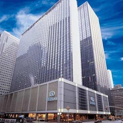 New York Hilton Hotel In 1335 Sixth Ave Ny Real Estate